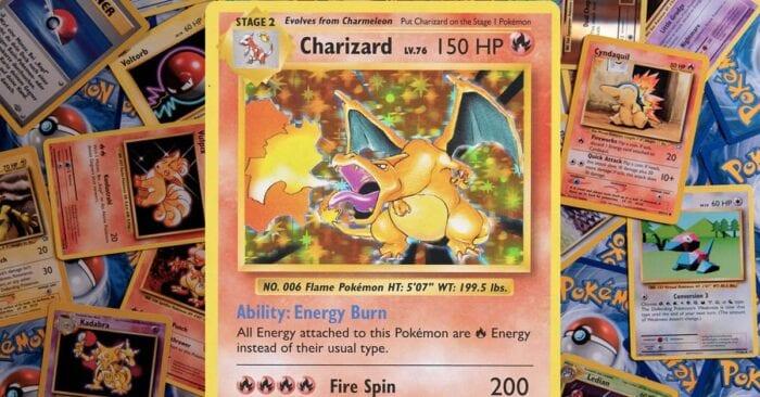 charizard card