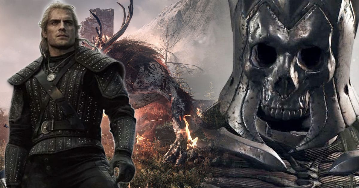 The Wild Hunt Confirmed For Season 2 Of Netflix's The Witcher