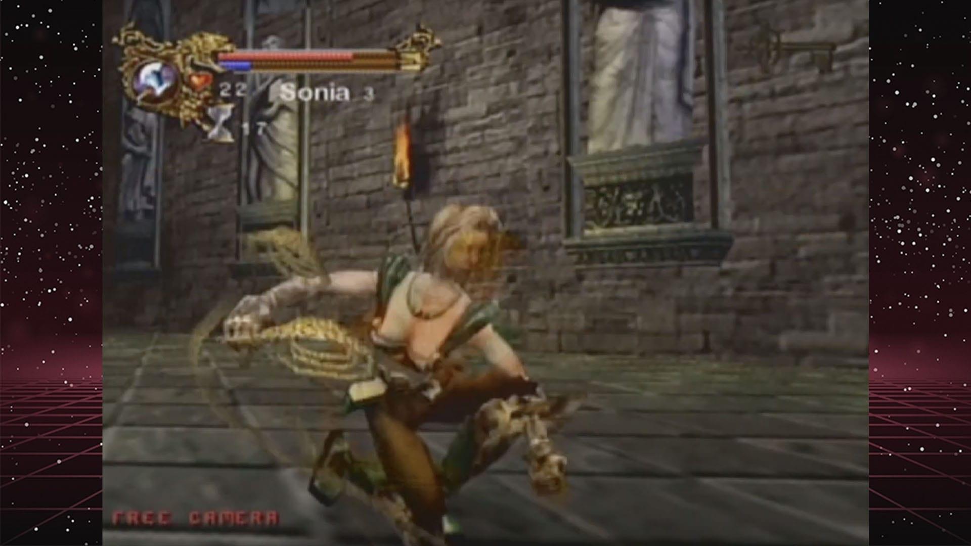 "Castlevania: Resurrection ""Pre-Demo"" Has Finally Been Released Online"