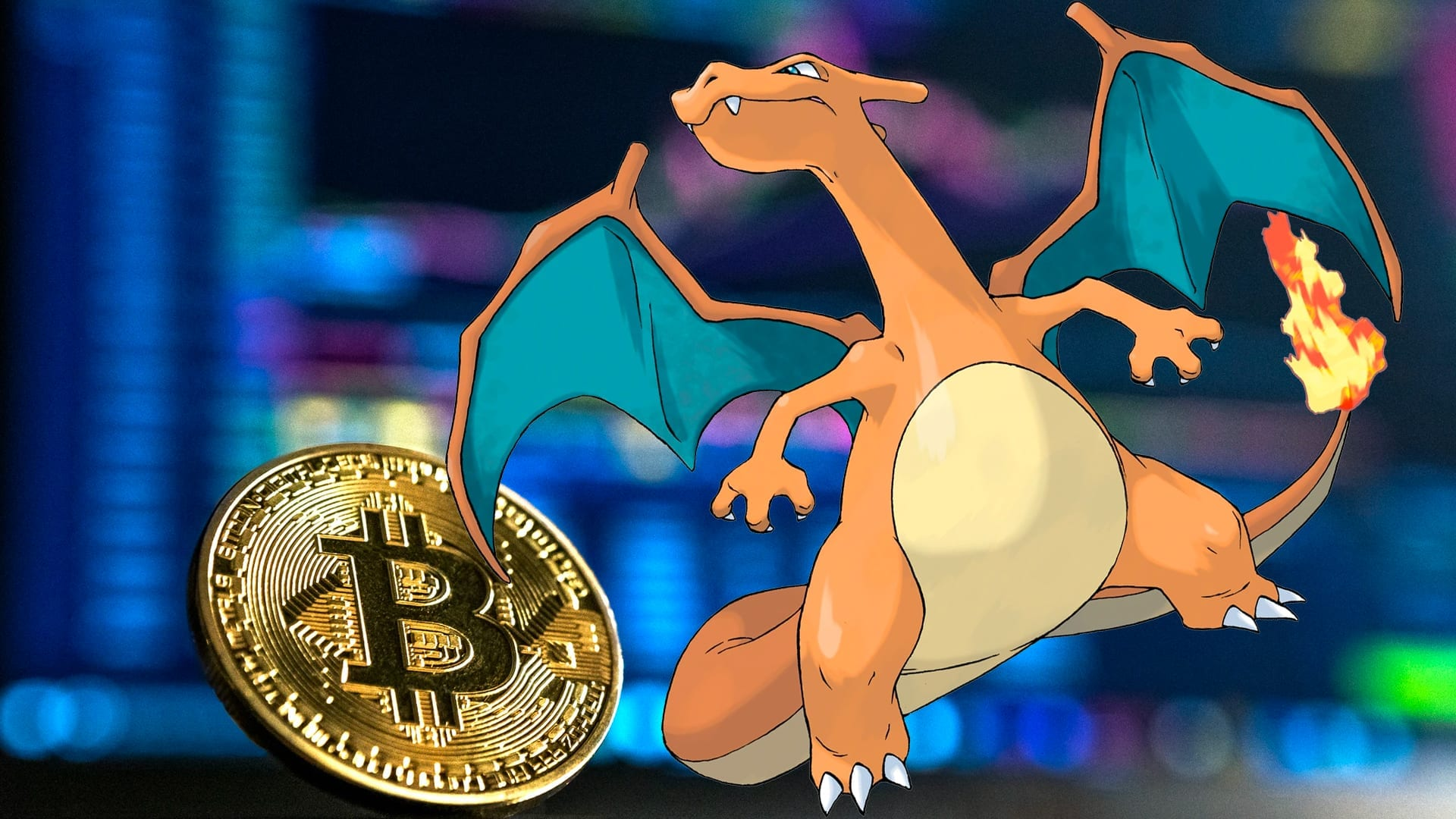 You Can Invest in Pokemon-Themed Cryptocurrency