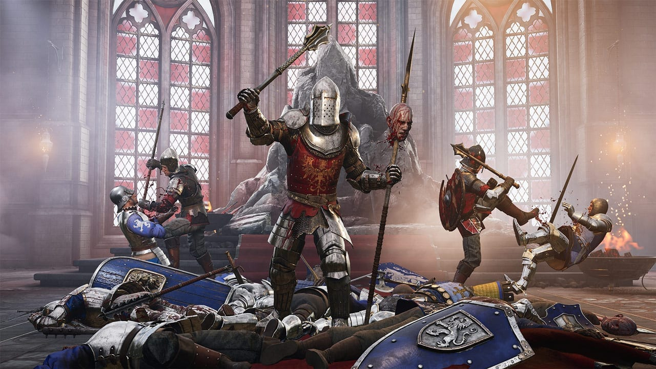 Win a Chivalry 2 Beta Key For This Weekend (GameByte Competition)