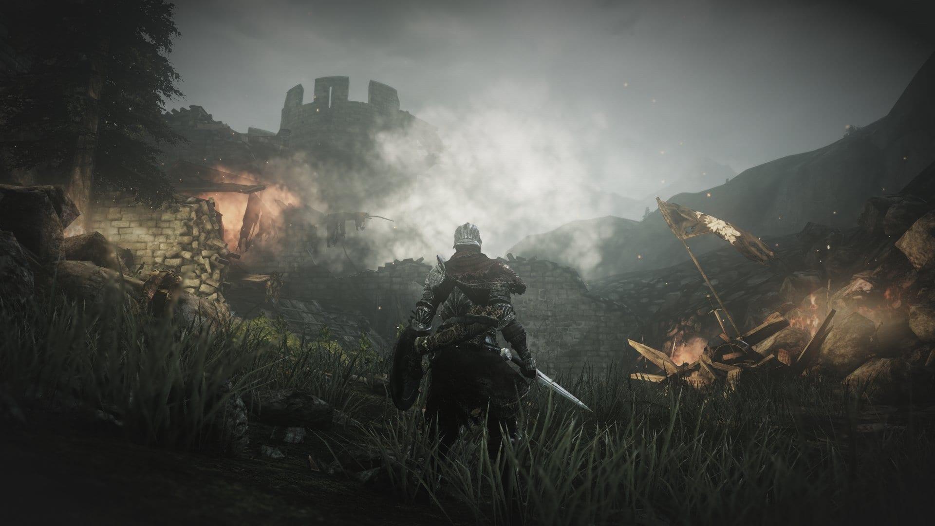 Dark Souls 2 Modder Reveals Progress With Incredible Graphics Overhaul