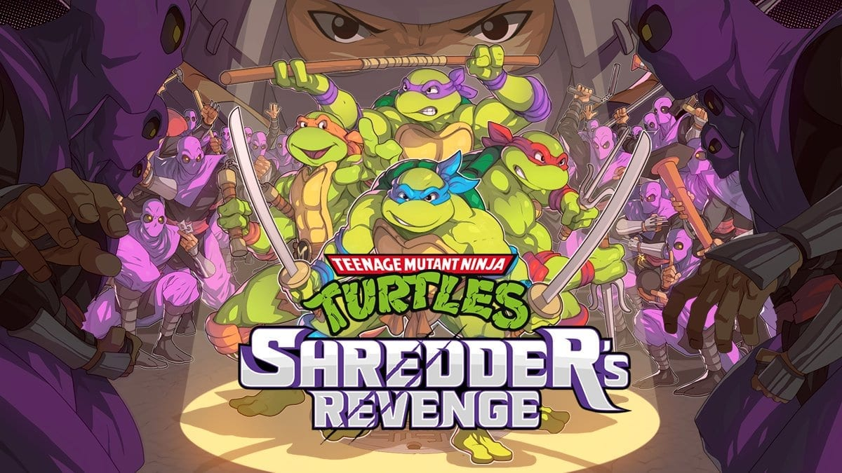Teenage Mutant Ninja Turtles: Shredder's Revenge Is Coming To Nintendo Switch