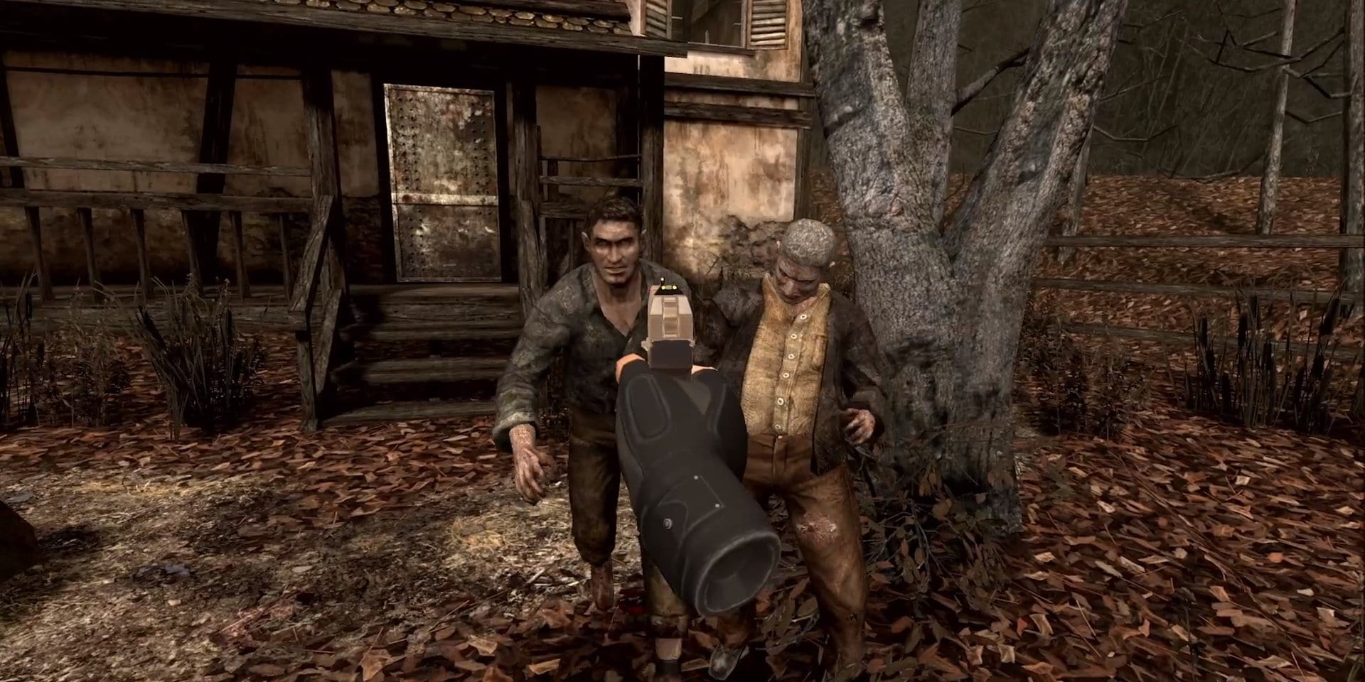 Resident Evil 4 VR Confirmed to Release This Year