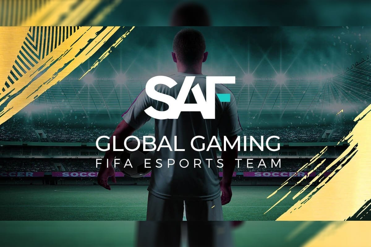 SAF Global Gaming Signs New Player To Its Upcoming Esports Academy