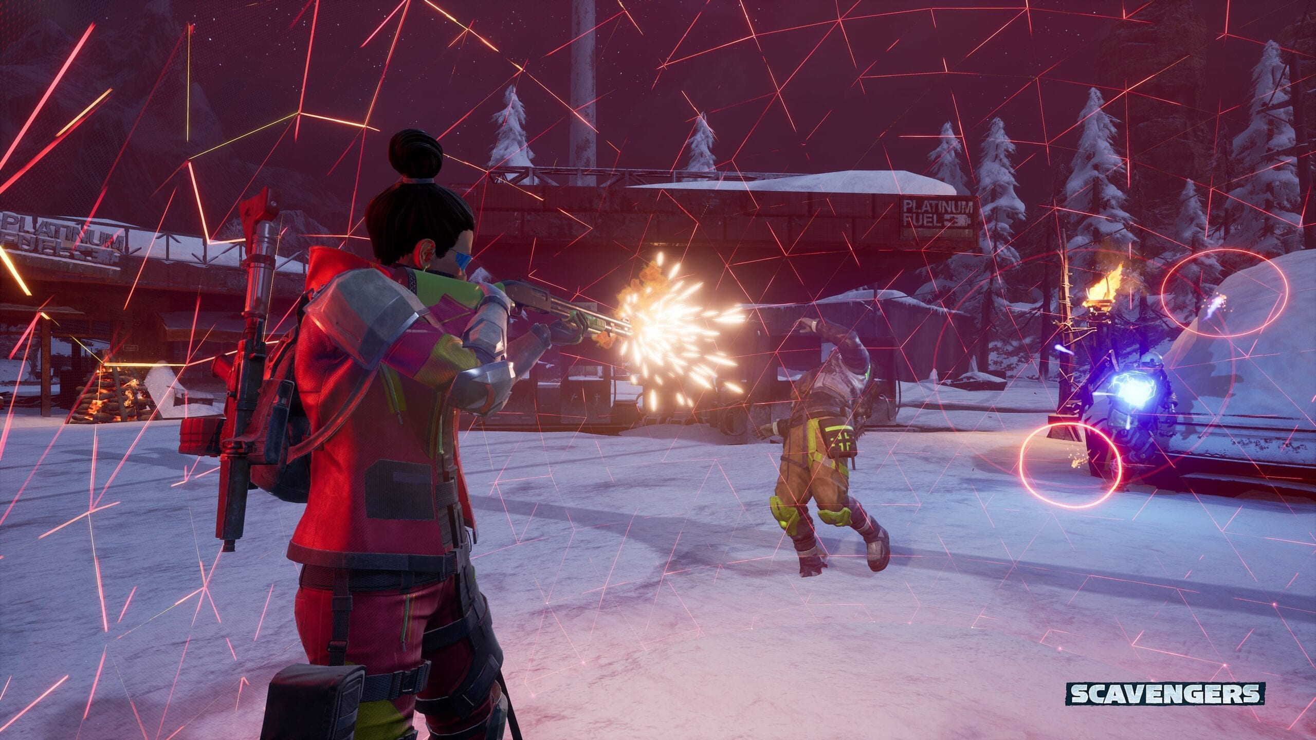 Scavengers Can Support Over 9,000 Players in its Multiplayer