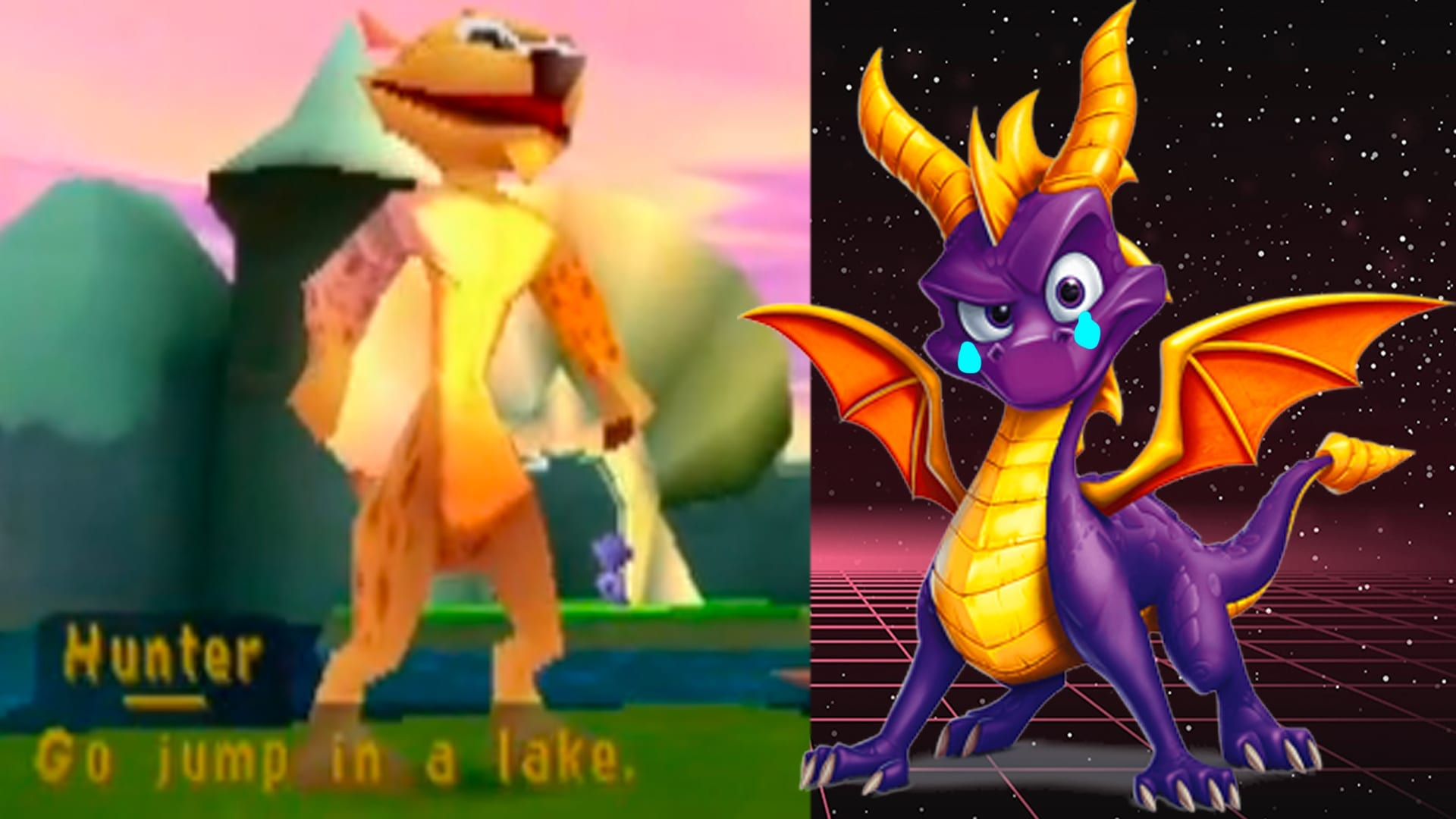 Spyro 3 PSX Prototypes Have Given Us The Best Reaction Images Ever