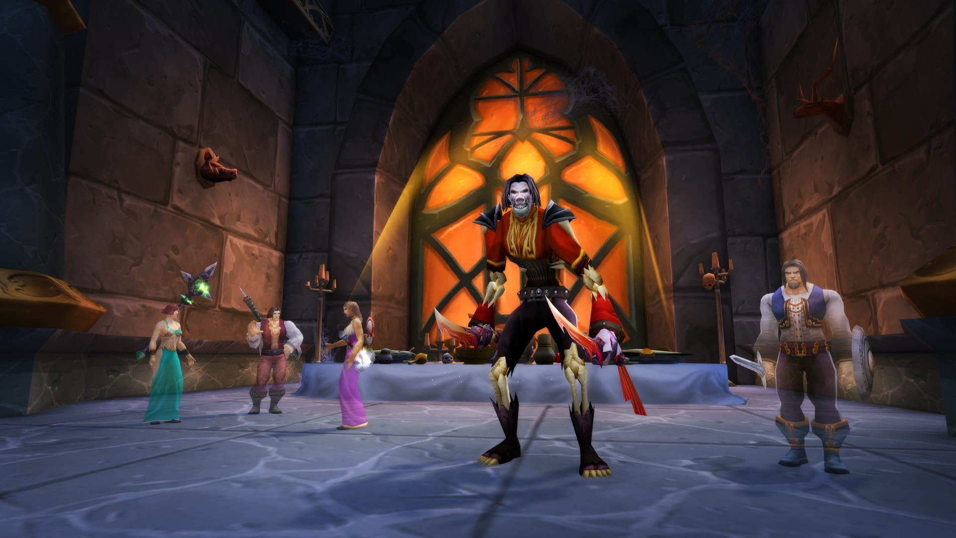 WIN Access To The World of Warcraft: Burning Crusade Classic Beta