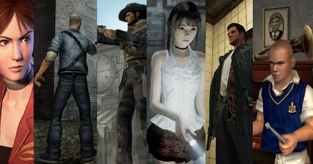 The Best PS2 Classics You Can Play On PS3 & PS4 Right Now