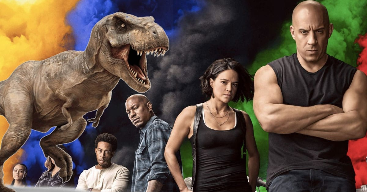 Jurassic Park Crossover Is Entirely Possible, Says Fast & Furious Actor
