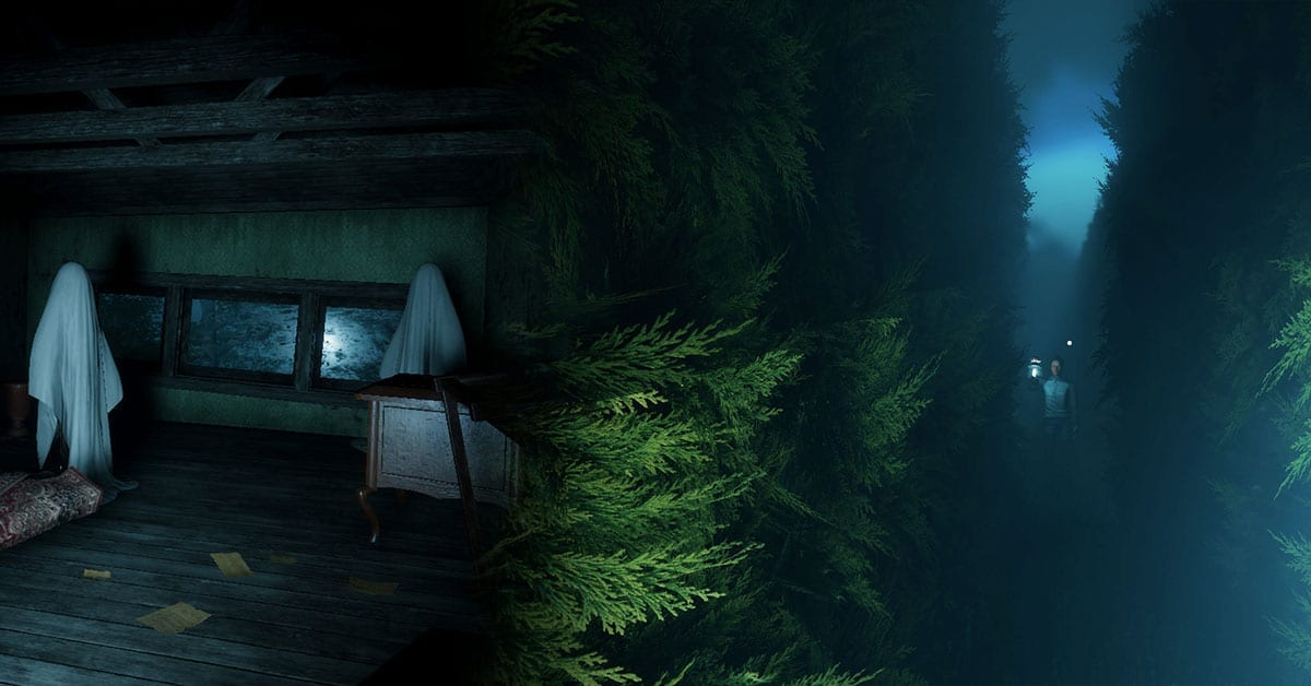 Labyrinthine Is A Co-Op Horror Set In The Depths Of A Hedge Maze