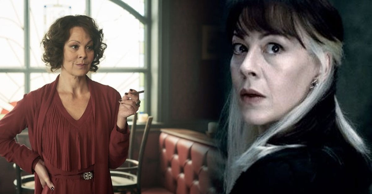 Helen McCrory, Peaky Blinders & Harry Potter Actor, Has Passed Away Aged 52