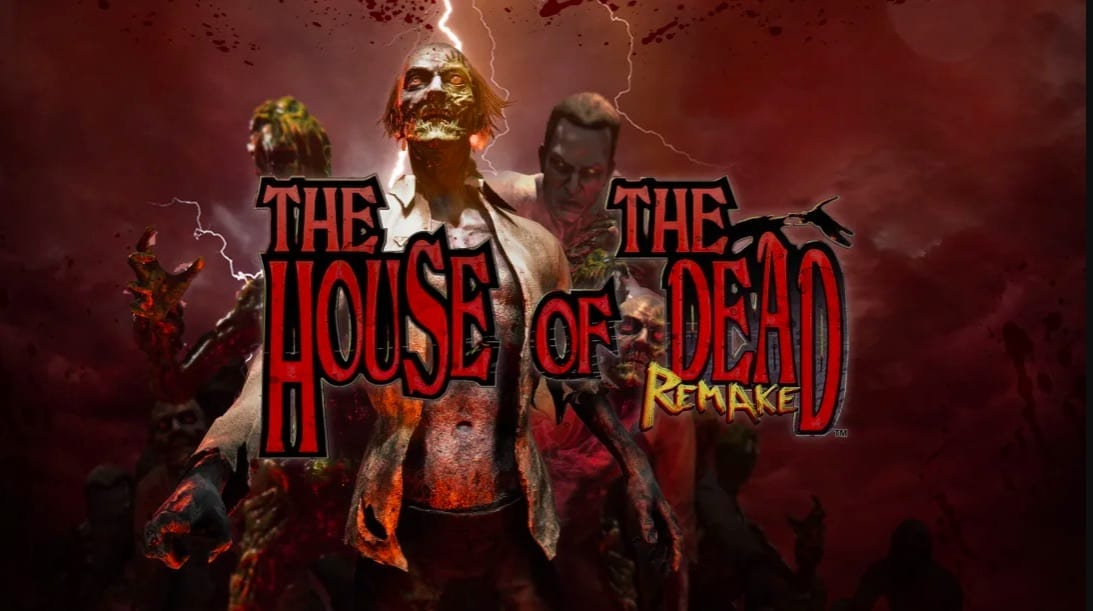 The House Of The Dead: Remake Is Coming To Nintendo Switch