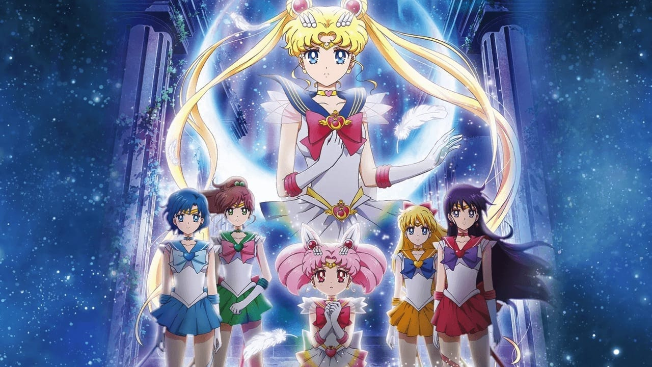 New Sailor Moon Movie Comes To Netflix This Summer