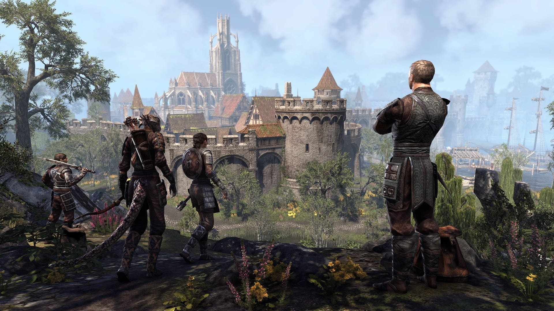 Hands-On With The Elder Scrolls Online: Blackwood   GameByte Preview