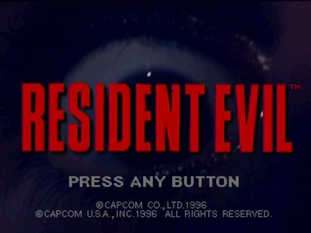 Modder Restores Cut Content From Original 1996 Resident Evil