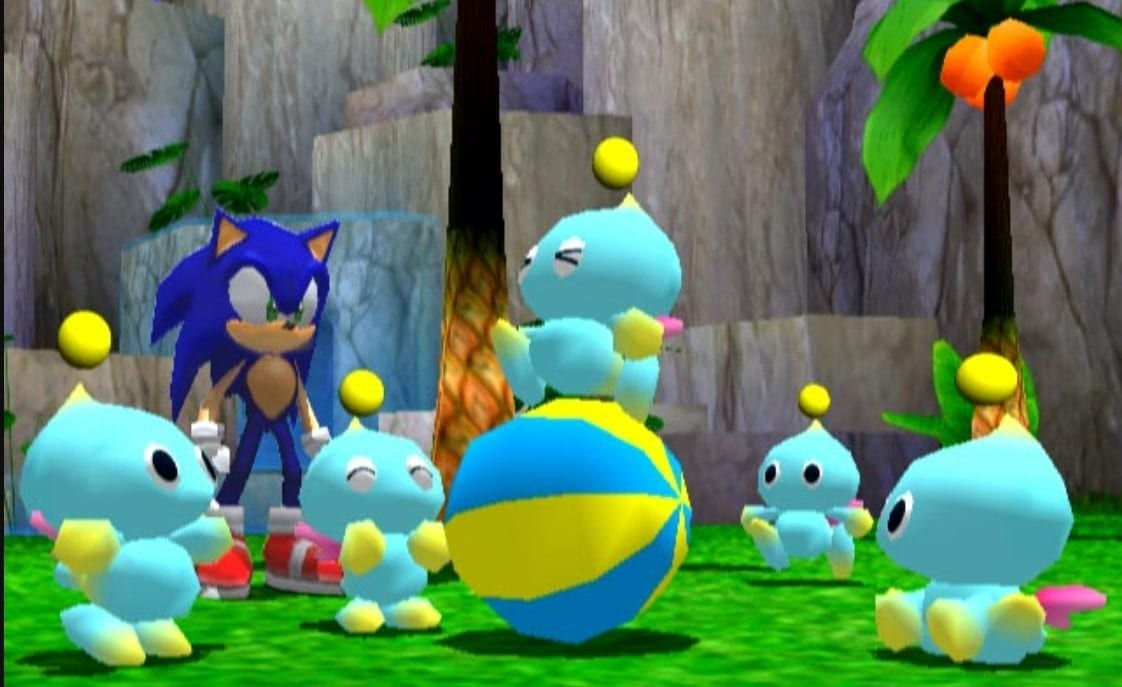 SEGA Could Be Working On A Collection Of 3D Sonic Games