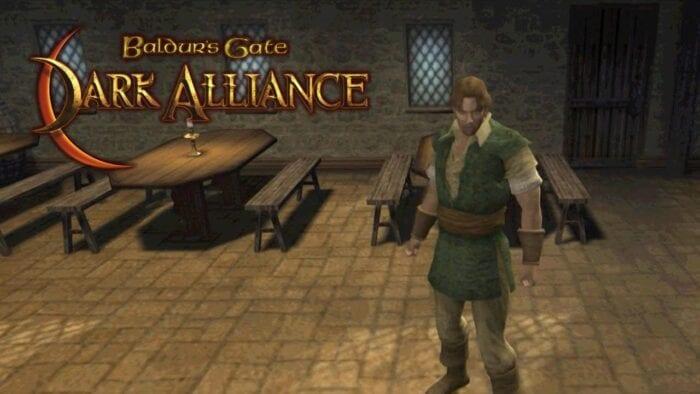 Baldur's Gate: Dark Alliance