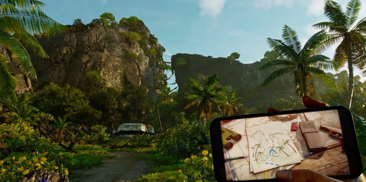 Far Cry 6 World Map Looks Absolutely Huge In New Image