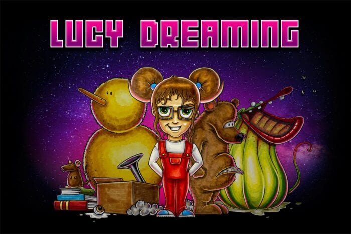 lucy dreaming 1