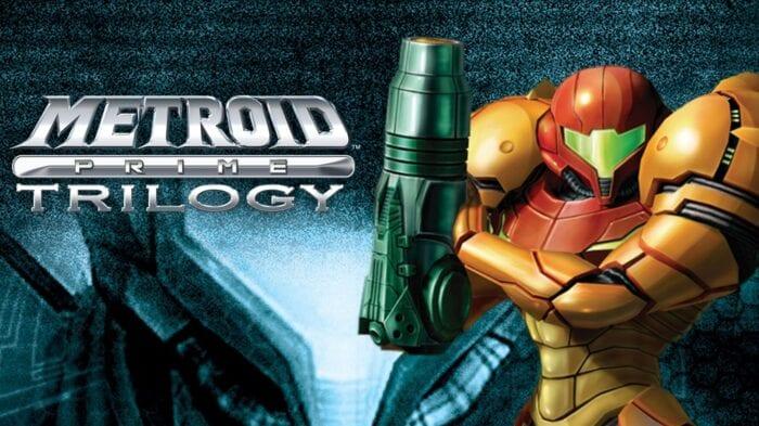 Metroid Prime Trilogy Art