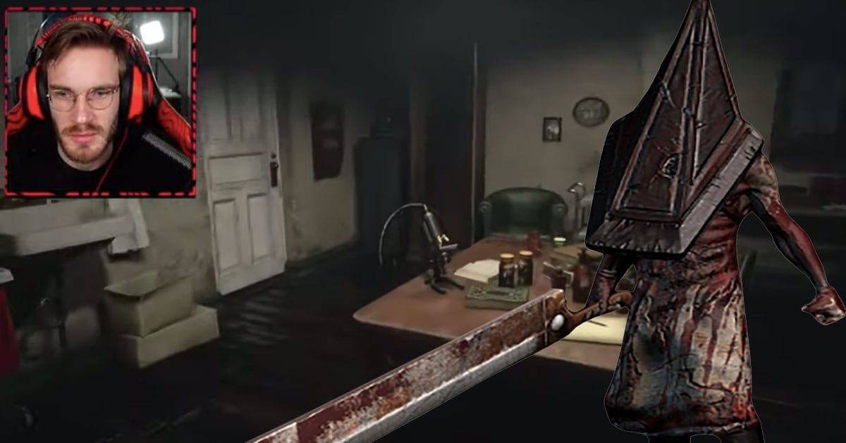 PewDiePie Believes Silent Hill Deserves The Resident Evil Treatment