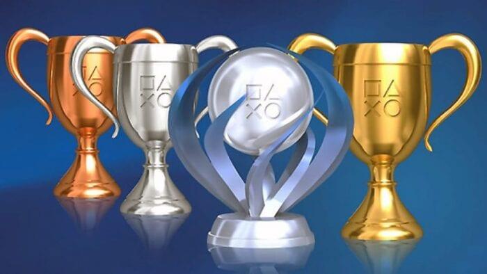 playstation trophy