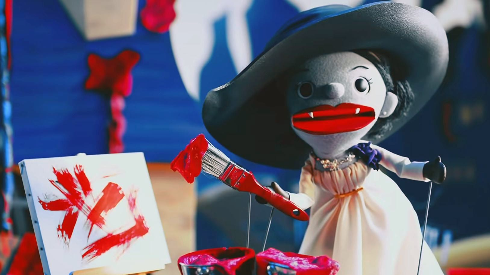 These Japanese Resident Evil Village Puppets Are The Best Thing You'll See Today