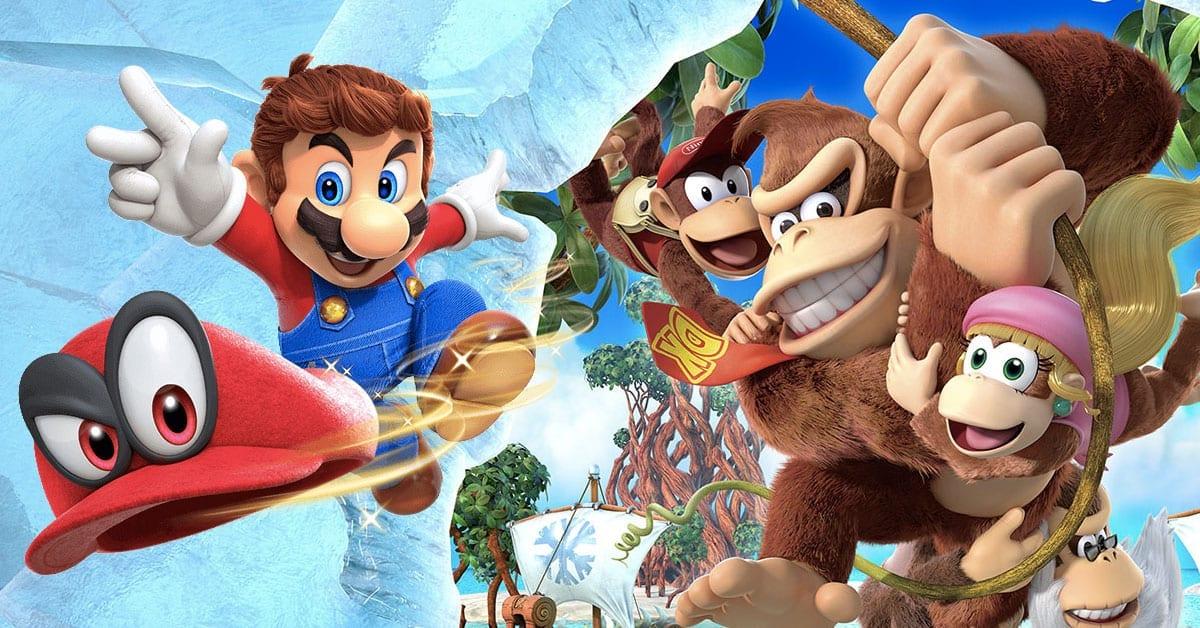 Rumour: Super Mario Odyssey Developer Working On New Donkey Kong