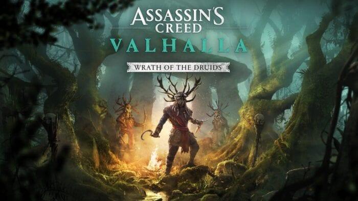valhalla wrath of druids dlc assassin's creed