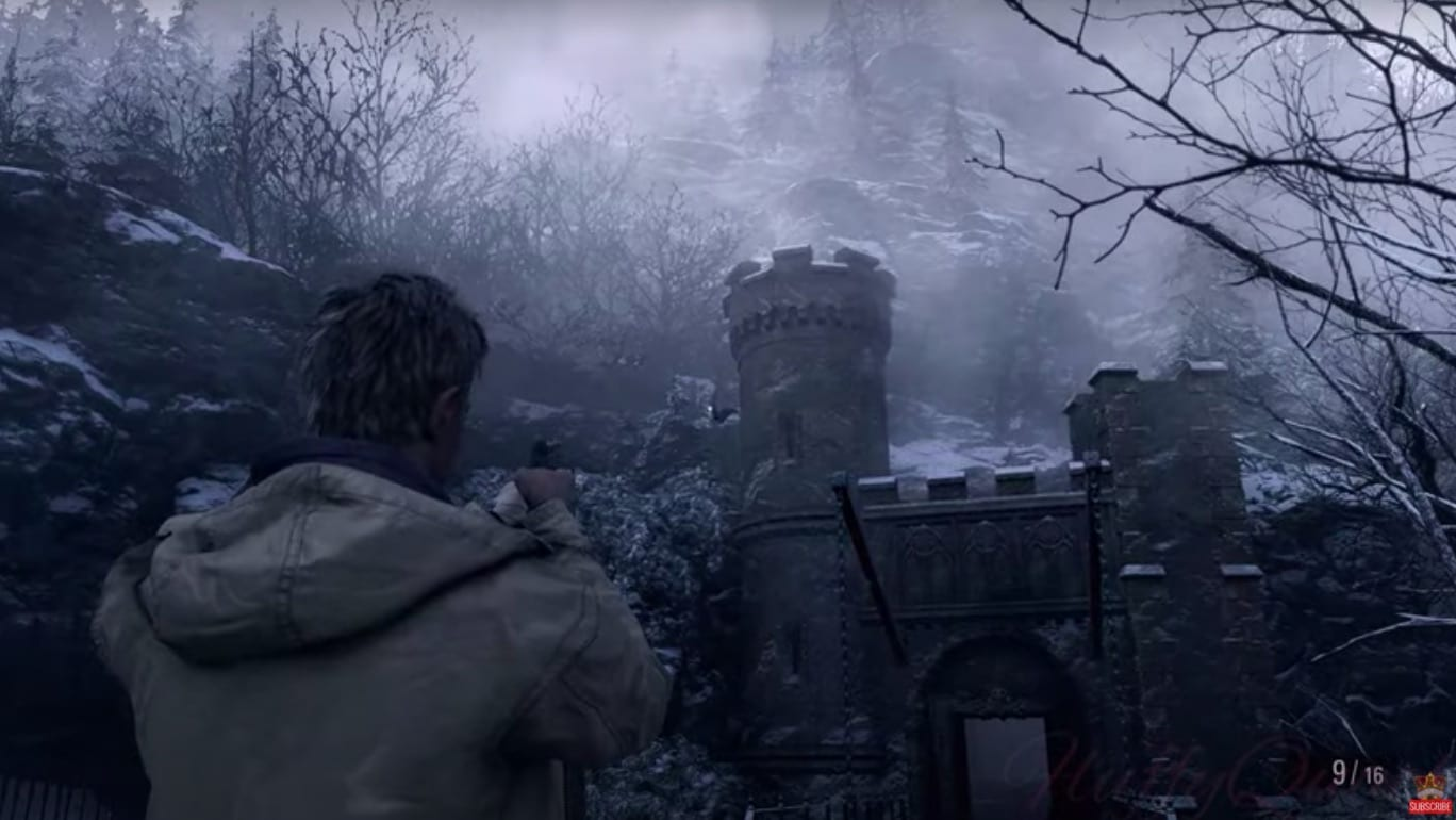 You Can Now Play Resident Evil Village In Third Person
